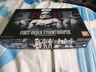 Star wars First Order Stormtrooper