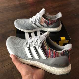 Price Firm / No Trade : Us10 Adidas Miadidas Ultraboost boost 1.0 Multi