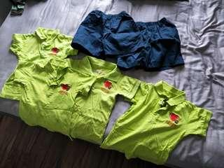 Agape Little Uni Uniform