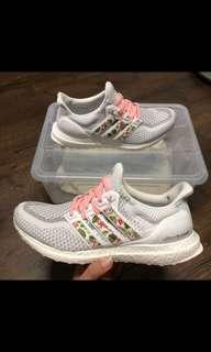 Price Firm/ Not Trading : Us10 Adidas Ultraboost boost 2.0 knit 3m