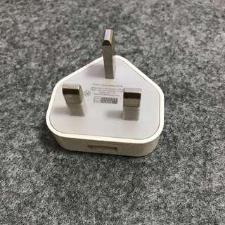 Apple 5W USB 電源轉換器 charger adaptor 充電器
