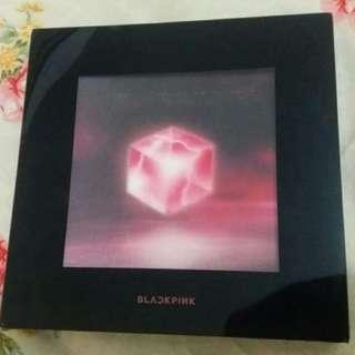 (REPRICE) Mini Album Blackpink (Black Version)