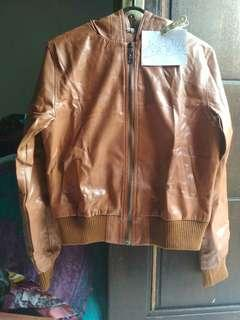 Apple Bottoms Synthetic Leather Jacket