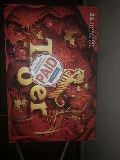 Tiger beer 24x330ml case BN
