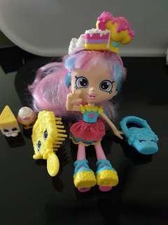 Shopkins Rainbow Kate set