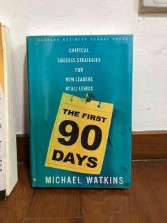 Michael Watkins The First 90 Days