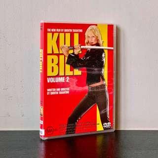 Kill Bill Volume 2 DVD