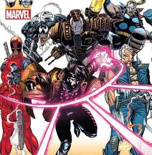 [NEW, SEALED] Marvel Firsts: The 1990s Vol. 2