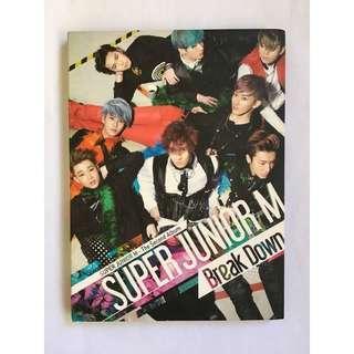 Super Junior M Break Down Chinese Album