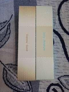 La Swiss 金箔面部緊緻精華液+深層保濕鎖水面精華