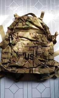 全新 軍發 美軍背包