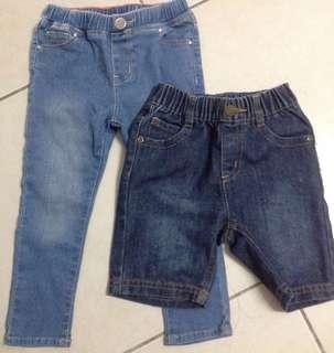 Poney baby Jeans