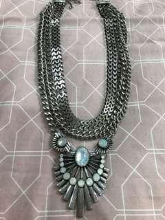 Sportsgirl statement necklace