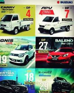 Promo Suzuki Dp Termurah