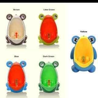 BN Frog Boy Toilet Train