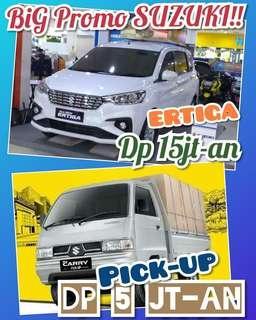 Promo Suzuki Jatim Dp Minim