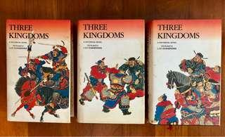 The Three Kingdoms ( FULL SET )