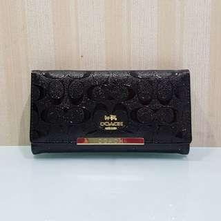 Coach Glossy Wallet