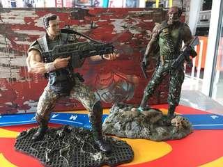 Military Soldier / Aliens vs Predator