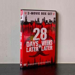 28 Days Later + 28 Weeks Later (2-Movie DVD Box Set)