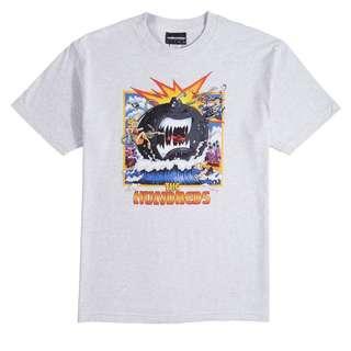 The Hundreds Dixon Tshirt - Ash Heather