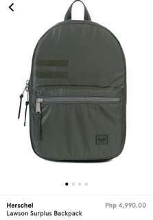 Herschel Lawson Surplus Backpack