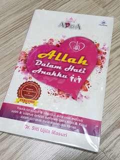 Muslim parenting book Allah Dalam Hati Anakku - Dr Siri Ujila Masuri