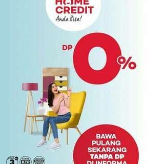 Khusus Furniture Bisa Kredit Maksimal 10 Barang Promo Dp 0%