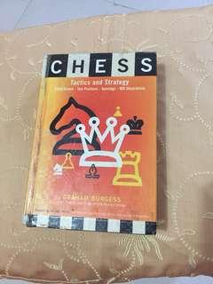 Chess tactics and strategy book(Repriced)
