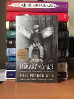 Library of Souls PB