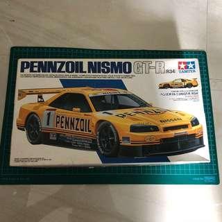 Nissan Pennzoil Nismo GTR