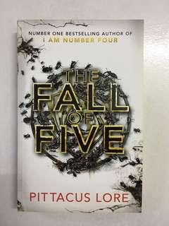 Fall of Five by Pittacus Lore