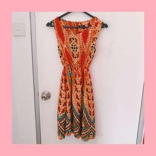 Berrybenka sleeves dress