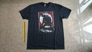 Godzilla t-shirt(L)