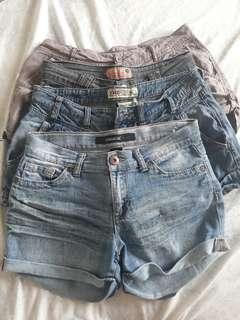 Bundle shorts for 80