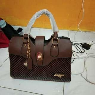 Brown bag baru