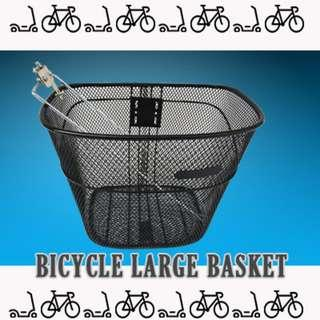 Brand New in stock Bicycle basket Large