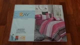 Queen Fitted Bedsheet Set