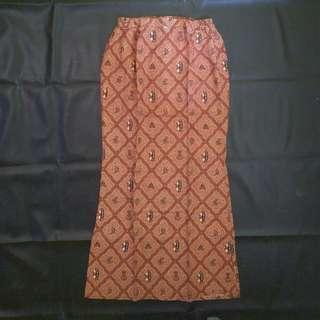 Rok Batik Duyung