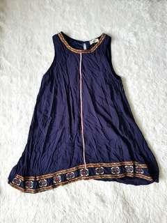 NEW Embroidered Dress