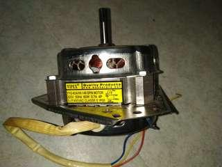 Semi Auto washing machine dryer motor