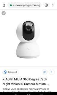 XIAOMI MIJIA IP Camera CCTV webcam