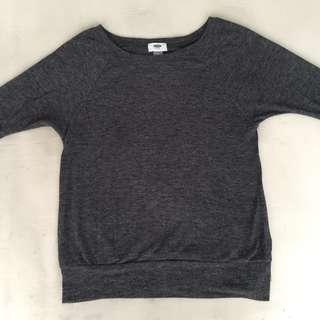 OLD NAVY longsleeve sweatshirt