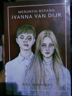 Novel Ivanna Van Djik - Risa Saraswati