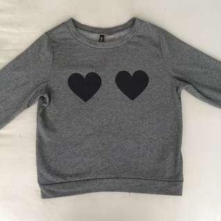 H&M sweater sweatshirt