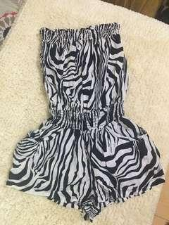 Tube romper (so pretty😍)