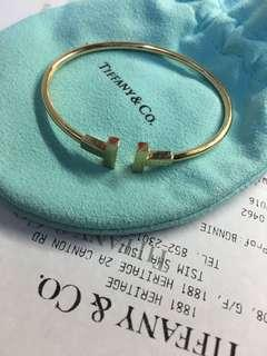Tiffany Bracelet 保存好靚有原盒有單 原價14100