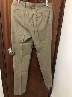 Used Muji pants w34