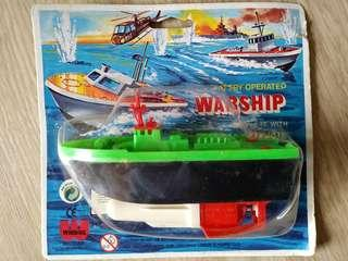 懷舊港產小戰船 (最後一隻)