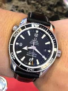 Omega Seamaster Planet Ocean 600m automatic 40mm